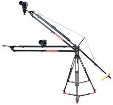 Proaim Wave-11 Camera Slider Jib with stand and floor dolly (P-Wave-11-SD)