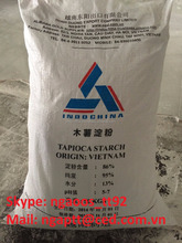 Food using 86% purity Vietnam cassava powder/ tapioca starch in mail crop