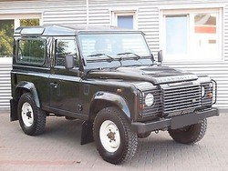 Used Land Rover Defender 90 Station Wagon - Left Hand Drive - Stock no: 12368