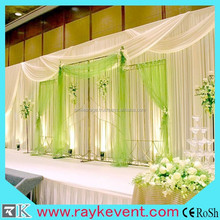 hot sale aluminum pipe drape ,cheap pipe drape kits