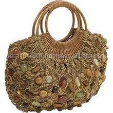 Jute Handicrafts /Jute Rosi Handicrafts Bags