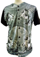 Top quality Custom baseball jerseys sublimation baseball jerseys /Baseball Jersey/ High Quality Team wear