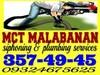 MCTMALABANAN SEPTIC TANK SIPHONING SERVICES