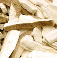 Cassava chips (Tapioca chips) made in Vietnam