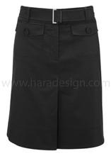 Formal de la falda con bolsillos