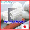 PP-Flexway ( rigid Hose for Air or spot cooler )( ventilator price )( Accurate tube japan )