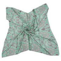 New Satin Silk Scarf Women Wrap Square Fashion Summer ScarvesSFS240A