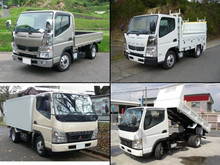 High quality and Durable used mitsubishi canter truck for irrefrangible accept orders from one car