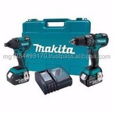 Makita XT248 18V LXT Li-Ion Brushless Cordless 2-Piece Comb