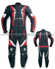 Motorbike leather suit/Motorcycle leather suit/leather racing suit