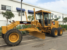Used CAT 140H Grader 40000$ 2012 for cheap sale, and 140k inexpensivefor sale