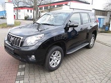 Toyota Land Cruiser 4x4 Off-Road Vehicle - Left Hand Drive - Stock no:11237