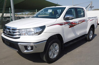 2016 Toyota Hilux Petrol 2.7L Auto Double Cab Full Option Premium NEW SHAPE