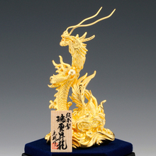 Dragon , K24 Gold Craft , Japanese traditional work