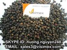 Dried Style And Raw Proccessing Black Pepper 100% Vietnam Origin