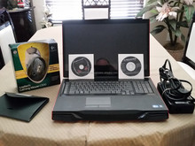 "Original Sales For New DELL Alienware ALW18-3006sLV Gaming Laptop Intel Core i7-4710MQ 2.5GHz 18.4"" Windows 7 Home 16GB"