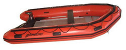 DISCOUNT PRICE FOR New Mercury Heavy Duty Hypalon Inflatable Boat, Red, 13-Feet 7