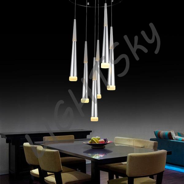 elegant led pendant lights for dining room buy dining