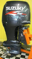 Used Suzuki DF90 90 HP 90hp 4 Stroke Outboard Motor Engine