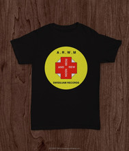 2015 A.R.W.M Swiss/Jam Records Casual Style Unisex T-Shirts