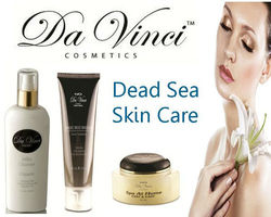 Specialist for Skin Care Products from Dead Sea - Da Vinci Cosmetics