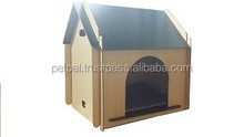 Pet Wooden House