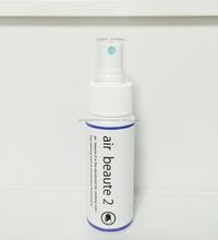 Anti-bacterial disinfectant spray with plant-based materials