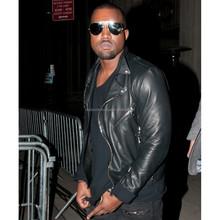 2015 custom wholesale cheap fashion man leather jacket for men
