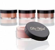 Natural Loose Mineral Makeup - ORGANIC - USA - Da Vinci Cosmetics