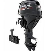 Free shipping for 2015 Suzuki 30 HP DF30ATL Outboard Motor