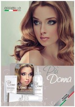 PIU' DONNA - KIT PROFESSIONAL COLOR CREAM