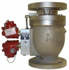 Hydraulic flow control and self regulating Polimat valve