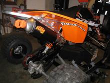 2013 KTM 505 SX
