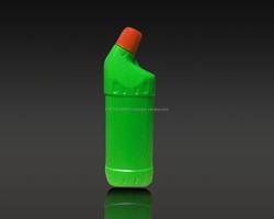 Plastic Liquid Detergent Bottle 1 liter
