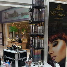 Cosmetics Manufacturer - Powder, Pressed or Liquid - Mineral Makeup - Da Vinci Cosmetics - USA 2015