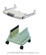 office furniture keyboard tray ABS plastic