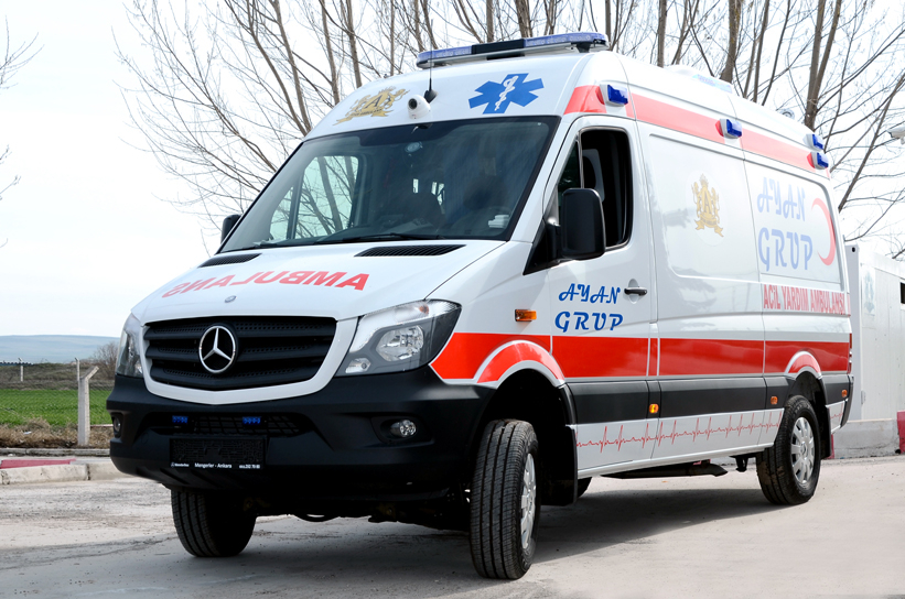 Intensive care ambulance buy mercedes ambulance product for Mercedes benz care
