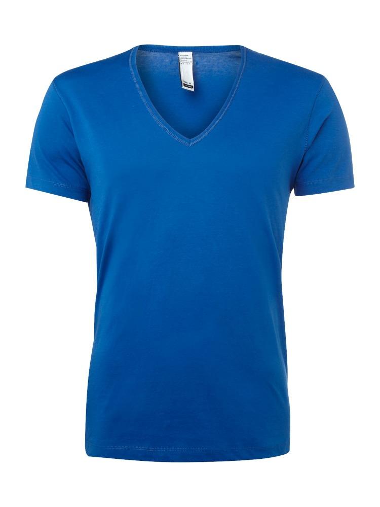 Wholesale bulk women fashion design deep v neck short for T shirt bulk order