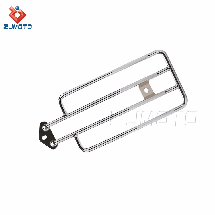 Accessories for Harley-Davidson Sportster Series Motorcycle Stainless Steel Luggage Rack Luggage Crrier Motorcycle Luggage Rack (3).jpg