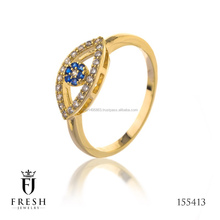 Gold Plate Ring - 155413