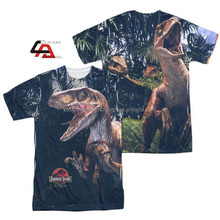 2015 Hot Quality customized sublimation t-shirt / all over sublimation printing t-shirt / dye sublimation t-shirt printing