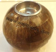 Decorative Rounded Ball with Brown Shade,New Years Decoration Rounded Ball
