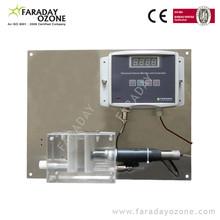 Medição / Monitor de ozônio em água dissolvido ozônio