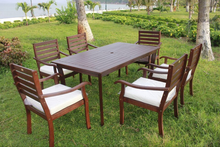 Set of Outdoor Dining