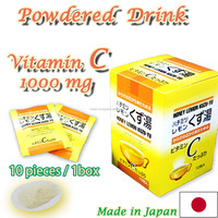 Health drink powder/Flavoring lemon types/Vitamin C 1000mg in a pack/Japan Quality