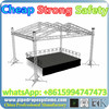 music instrument, tower system ,dj booth, aluminum square truss