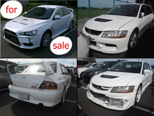 Reliable and High quality used mitsubishi lancer evolution VI with good fuel economy made in Japan