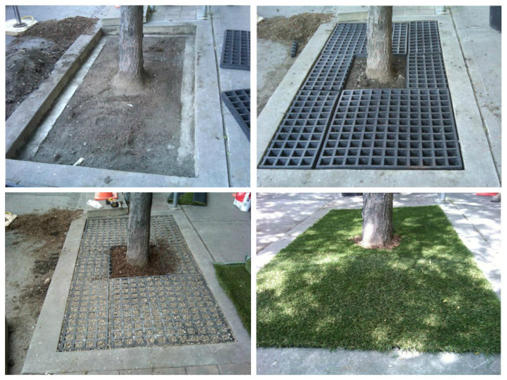 Flexi Grid Soil Stabilization Recycled Rubber Tiles Buy