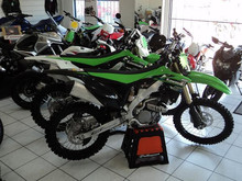 GOOD PRICE FOR 2013 KX 250F Ka-wa-saki