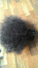 INTERNATIONAL HAIR EXPORT supply raw unprocessed virgin indian CURLY hair wholesale price hair direct from Temple